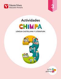 Chimpa 3 balears actividades (aula activa)