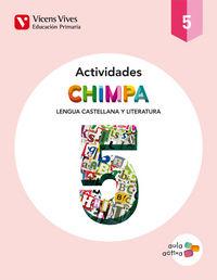 Chimpa 5 balears actividades (aula activa)
