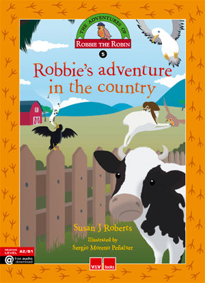 Robbie's adventure in the country