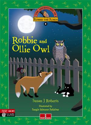 Robbie and ollie owl