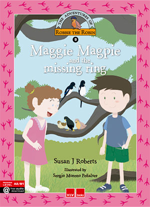 Maggie magpie and the missing ring