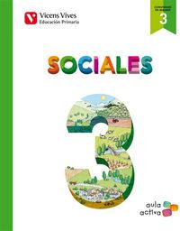 Sociales 3ºep madrid 14 aula activa