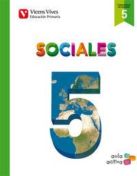 Sociales 5ºep madrid 15 aula activa