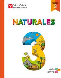 Naturales 3ºep madrid 14 aula activa