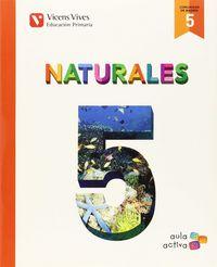 Naturales 5ºep madrid 14 aula activa