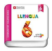 Llengua 6 (6.1-6.2-6.3) valencia (aula activa)
