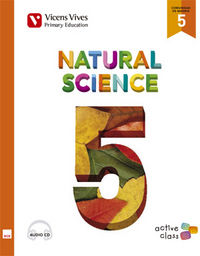 Natural science 5ºep madrid+cd 15 active class