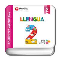 Llengua 2 (2.1-2.2-2.3) valencia (aula activa)
