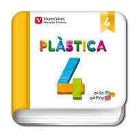 Plastica 4 catala (aula activa)