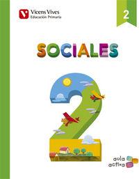 Sociales 2ºep mec 15 aula activa