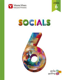 Ciencies social 6ºep valencia 15 aula activa