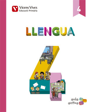 Llengua 4 (aula activa)