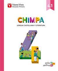 Chimpa 4 (4.1-4.2-4.3) balears (aula activa)