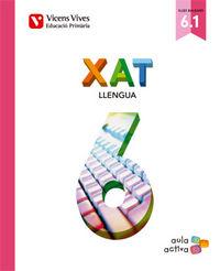 Xat 6 (6.1-6.2-6.3) balears (aula activa)