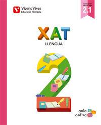 Xat 2 (2.1-2.2-2.3) valencia (aula activa)