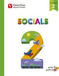 Ciencies social 2ºep baleares 15 aula activa