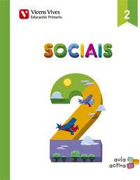 Ciencias sociais 2ºep galego 14 aula activa