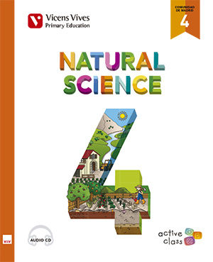 Natural science 4ºep+cd madrid 15 active class