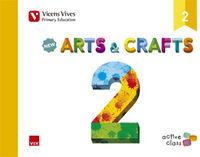 New arts and crafts 2ºep mec 15 active class