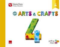 New arts and crafts 4ºep mec 15 active class
