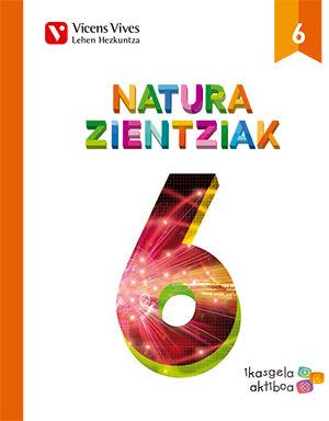 Natura zientziak 6 (ikasgela aktiboa)