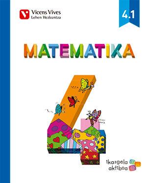 Matematika 4 (4.1-4.2-4.3) ikasgela aktiboa