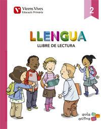 Llengua 2 lectures (aula activa)