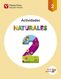 Cuaderno naturales 2ºep aula activa 15