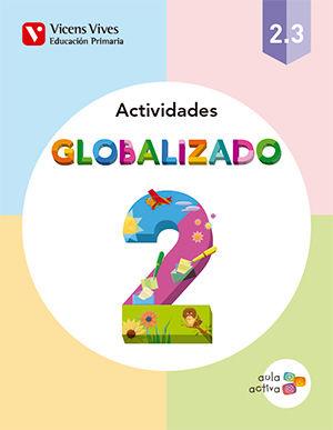 Cuaderno globalizado 3 2ºep aula activa 15