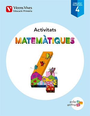 Matematiques 4 valencia activitats (aula activa)