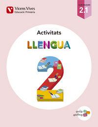 Llengua 2 (2.1-2.2-2.3) balears act (aula activa)