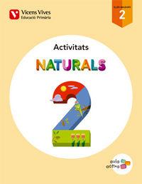Naturals 2 balears activitats (aula activa)