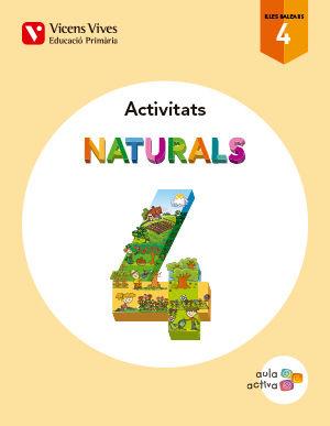 Naturals 4 balears activitats (aula activa)