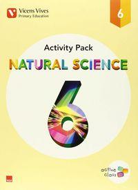 Natural science 6ºep wb 15 active class