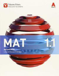 Matematicas 1ºeso trimestres aula 3d 15