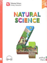 Natural science 4ºep +cd andalucia 15 aula activa