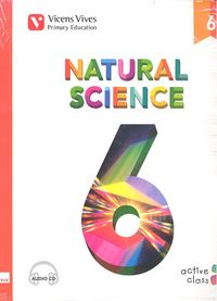 Natural science 6ºep andalucia+cd 15