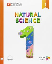 Natural science 1ºep +cd andalucia 15