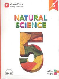 Natural science 5ºep andalucia+cd 15