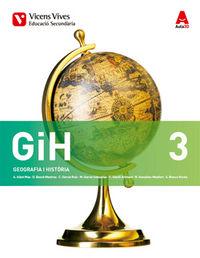 Geografia historia 3ºeso catalan 15 aula 3d