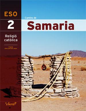 Religio 2ºeso camins de samaria catalan 16