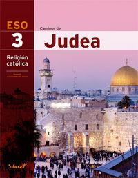 Religio 3ºeso camins de judea catalan 15 aula 3d