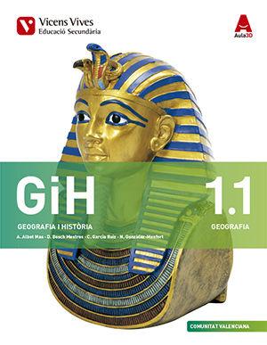 Quadern geografia historia 1ºeso valencia 15 aula