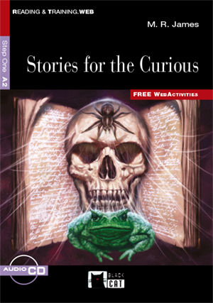 Stories for the curious (fw)+cd+app