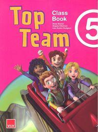 Top team 5ºep st andalucia 15