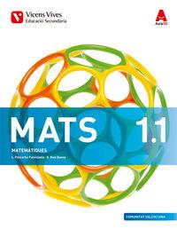 Matematiques 1ºeso valencia 15 aula 3d