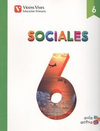 Ciencias sociales 6ºep asturias 16 aula activa
