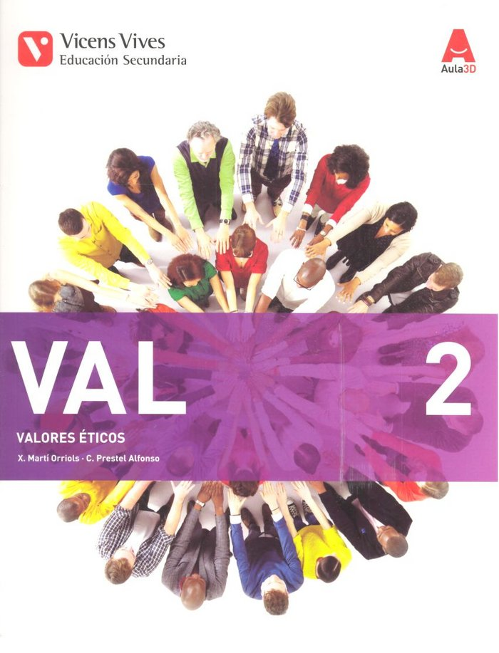 Valores 2ºeso aula 3d 16