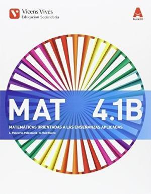 Matematicas 4ºeso b 4.1 aplicadas aula 3d 16