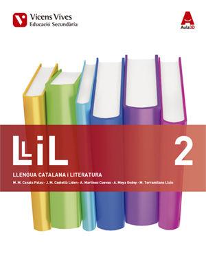 Llengua 2ºeso cataluña 16 aula 3d